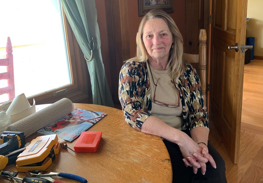 Susan Bailey has lived most of her life in Celina and started her nursing career at Cumberland River Hospital. She now worries that its closure will drive away the town's remaining physicians.