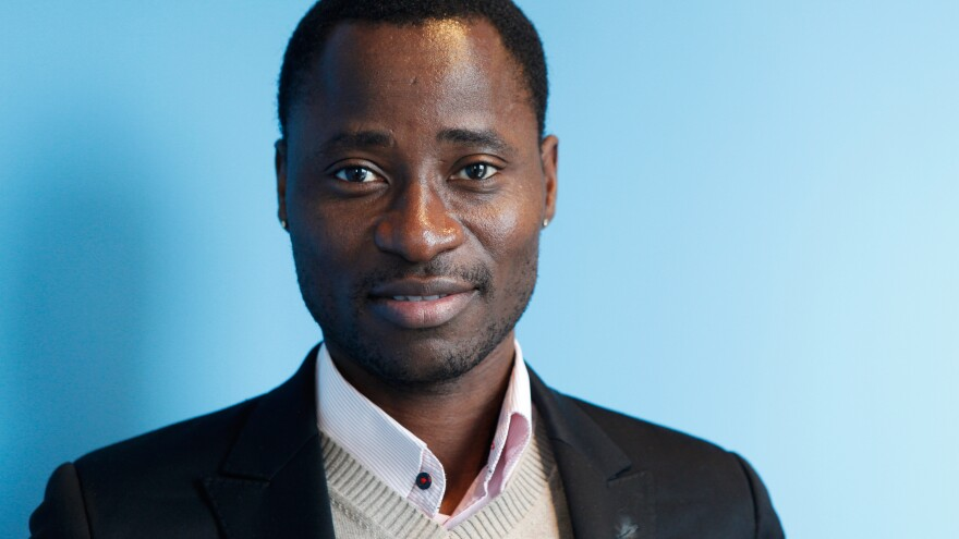 Adebisi Alimi, an actor-turned-activist, was the first person to come out as gay on Nigerian television.