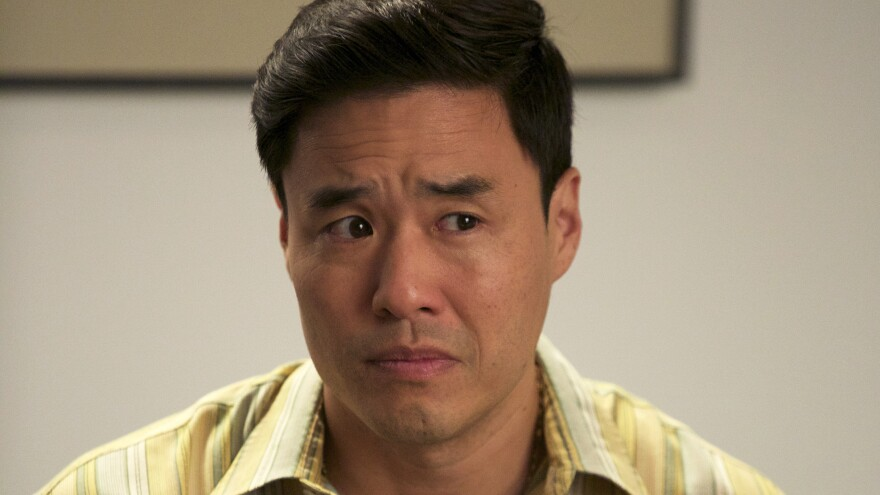 "Randall Park plays Louis Huang on the ABC comedy <em>Fresh Off the Boat</em>. He says it was easy for the show to steer clear of ""easy"" racist jokes. ""To us that's not funny,"" he says. ""We weren't going to go there."""