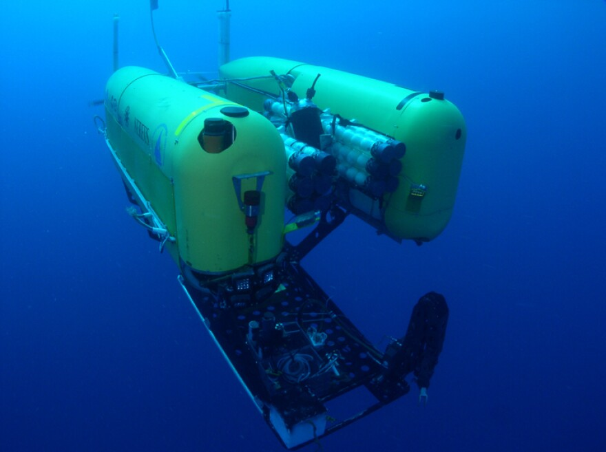 <em>Nereus</em>'s mission was to undertake high-risk, high-reward research in the deepest parts of Earth's ocean.