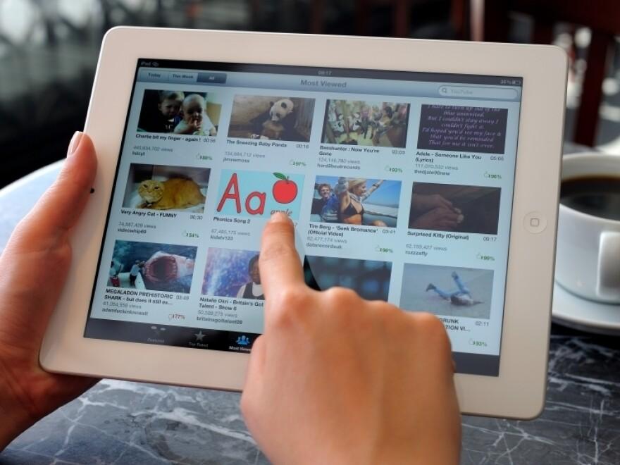 Online video 2012