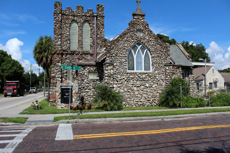 St. James House of Prayer Episcopal Church will have its exterior restored for the main building.
