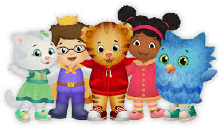 Legacy Of Fred Rogers Continues In Daniel Tiger S Neighborhood Wfsu News