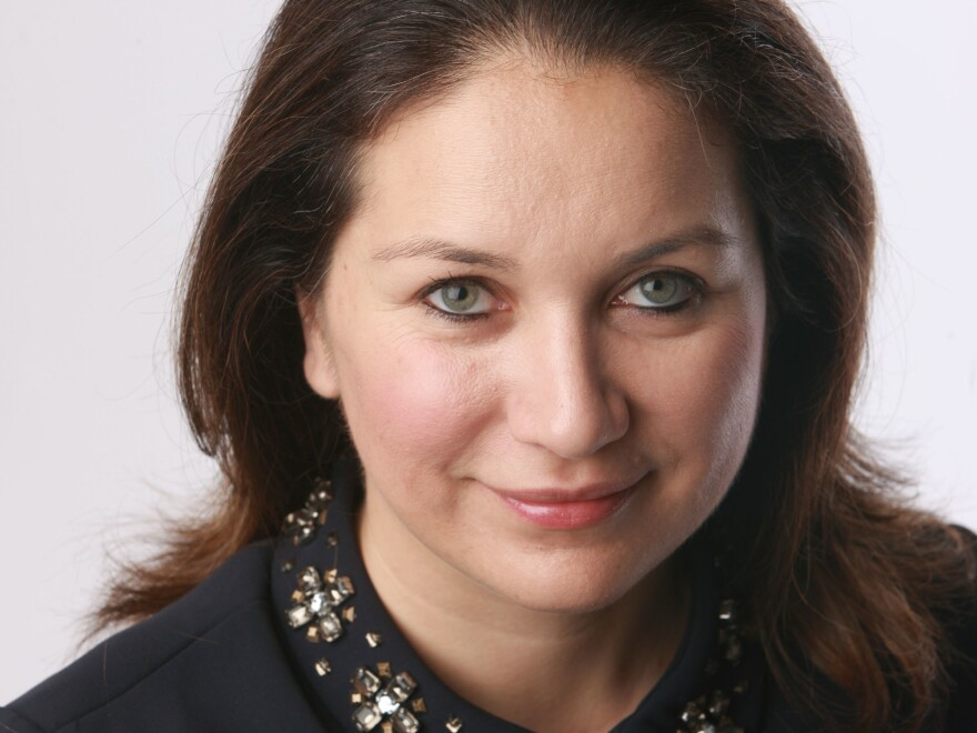 Rukmini Callimachi is a foreign correspondent for <em>The New York Times.</em> She has been a finalist for the Pulitzer Prize three times.
