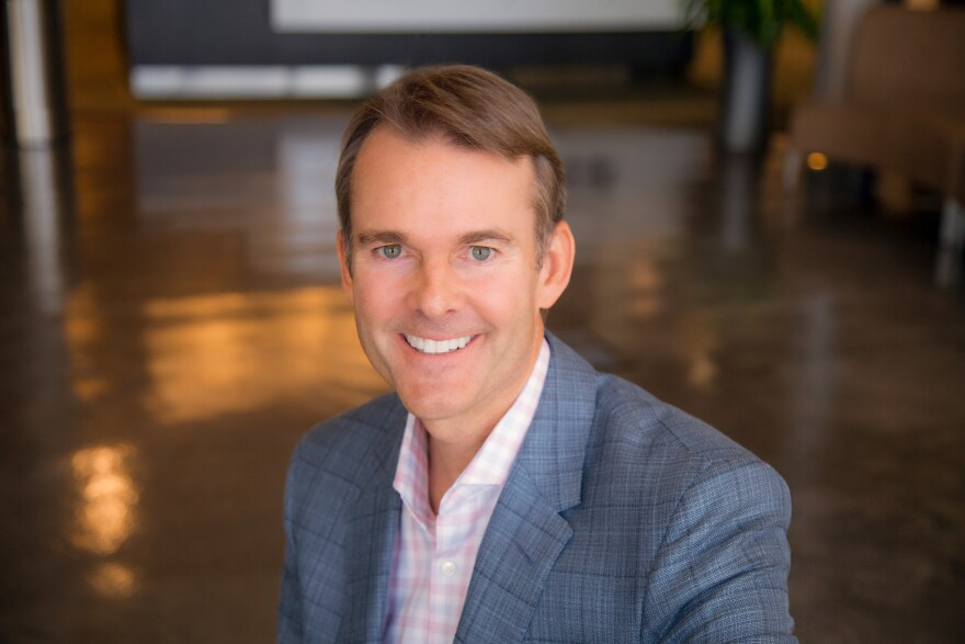Kevin Jones is CEO of Rackspace Technology