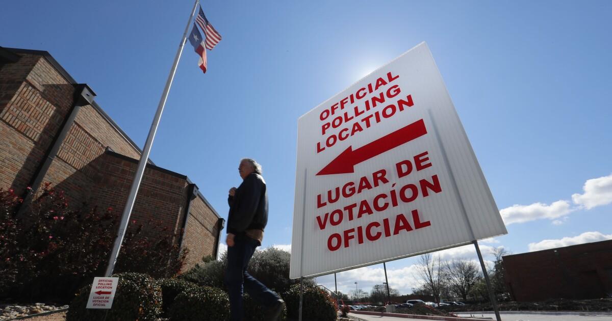 Texas Democratic lawmakers again urge Senate to act on federal voting legislation