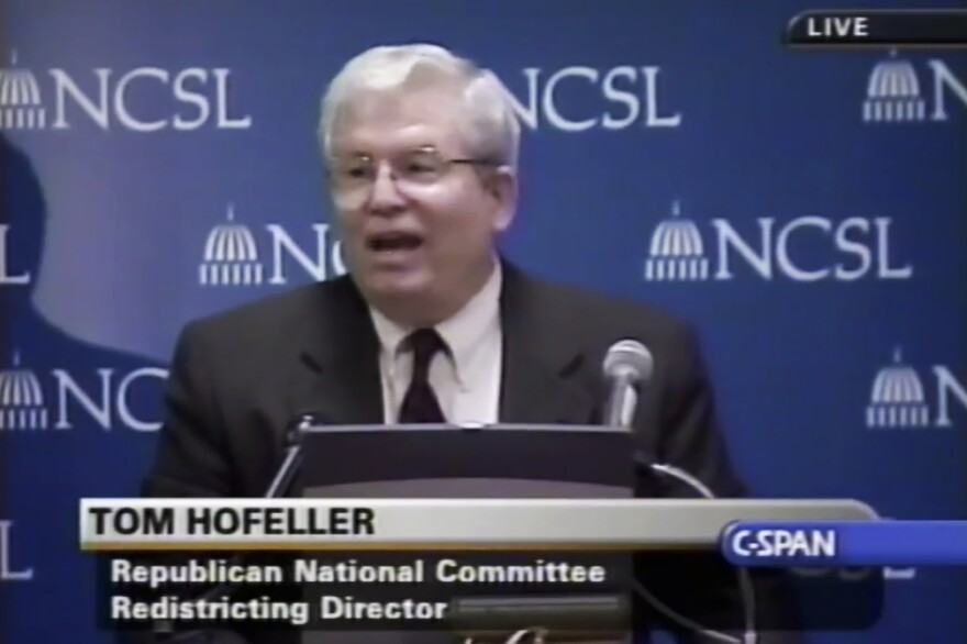 "GOP strategist Thomas Hofeller had concluded in a 2015 study that adding a citizenship question would help redraw state and local voting districts in a way that would be ""advantageous to Republicans and Non-Hispanic Whites."""