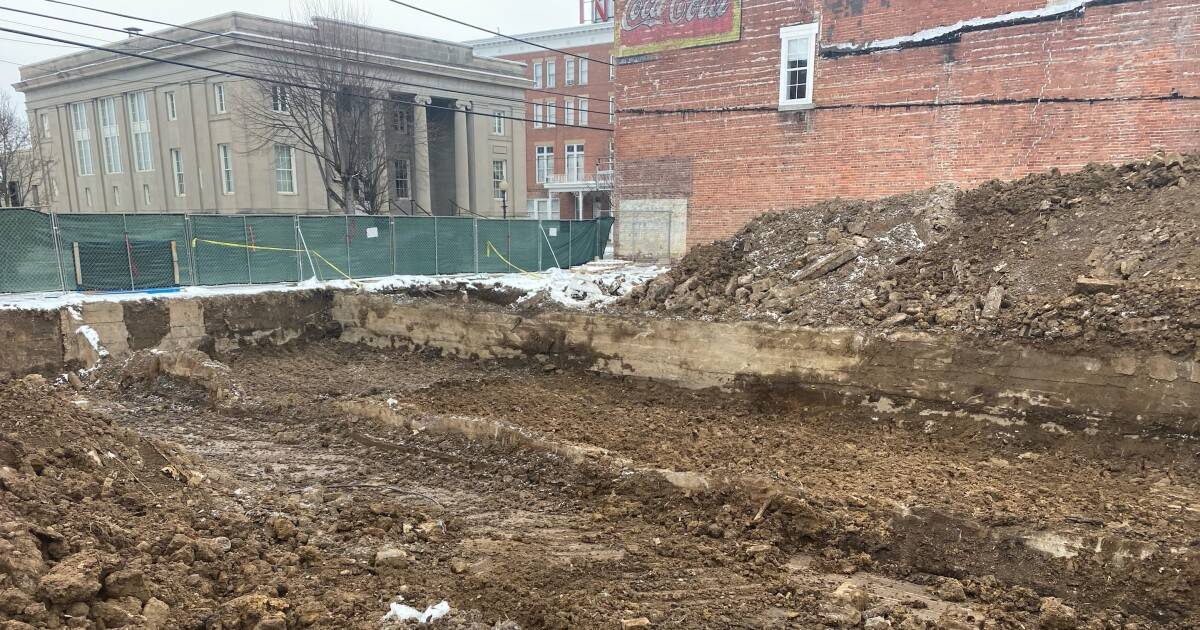 Point Pleasant River Museum Breaks Ground On New Building