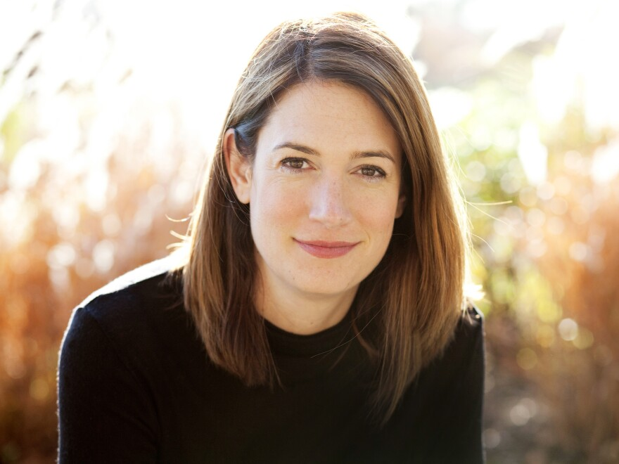Gillian Flynn's first novel, <em>Sharp Objects</em>, was an Edgar Award finalist. She lives in Chicago with her husband.