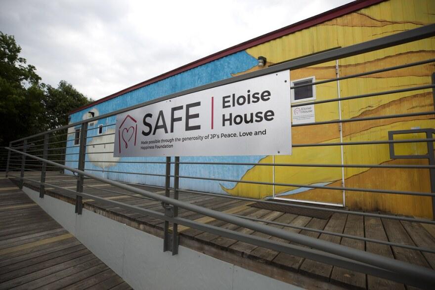 The SAFE Alliance's Eloise House, domestic violence shelter.