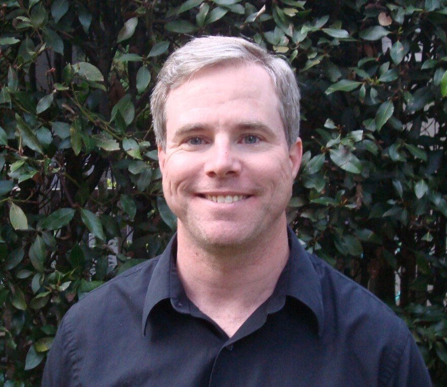 Andy Weir works as a software engineer. <em>The Martian</em> is his first novel.