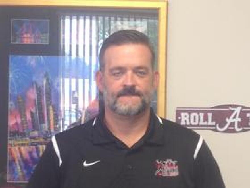 Pasco County Athletc Director Matt Wicks