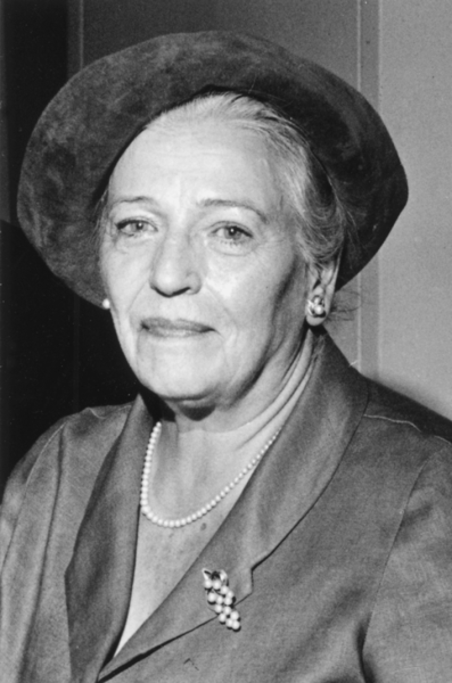 Pearl Buck's literary career began with the book East Wind: West Wind in 1930