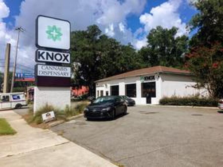 Knox Medical's new dispensary.