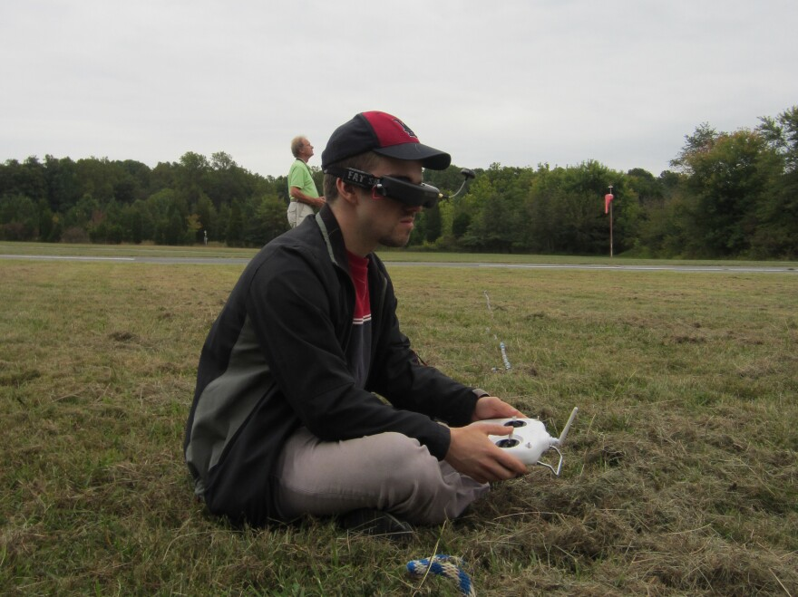 The ability to operate a drone flying far beyond the range of human vision has brought up many privacy and safety concerns.