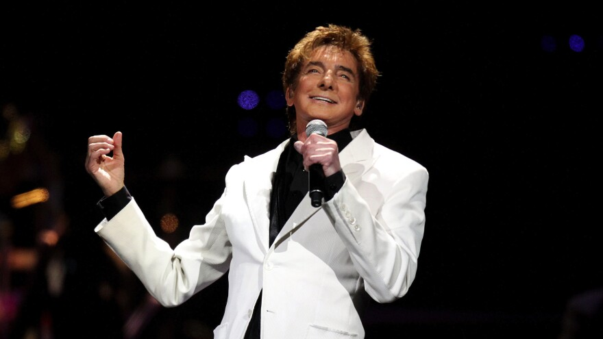 Barry Manilow's latest release, <em>The Classic Christmas Album,</em> includes holiday classics from his previous three Christmas albums.