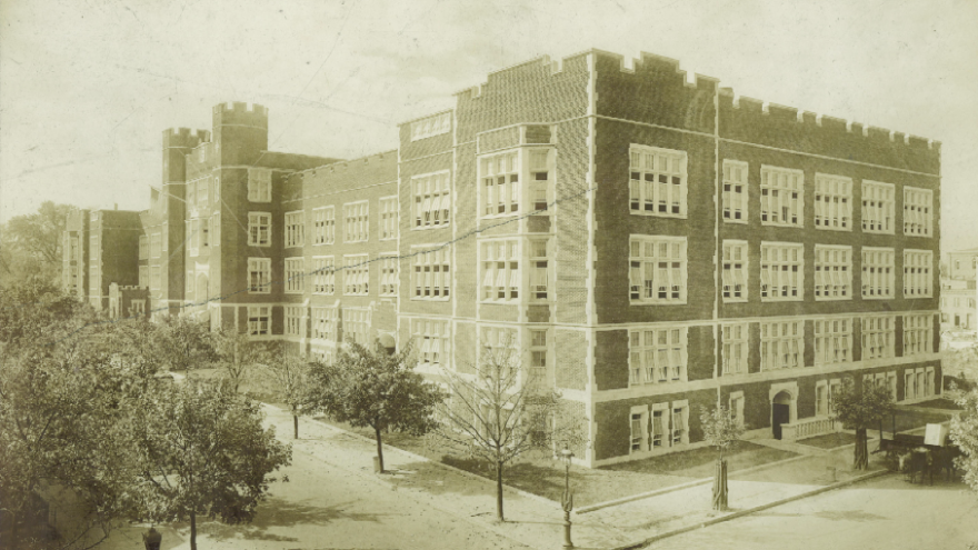 Dunbar High School has a notable list of graduates, including the first black presidential Cabinet member, the first black general in the Army and several of the lawyers who argued the <em>Brown v. Board of Education</em> decision.