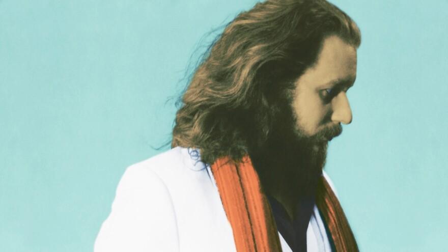 Jim James' new solo album is titled <em>Regions of Light and Sound of God.</em>
