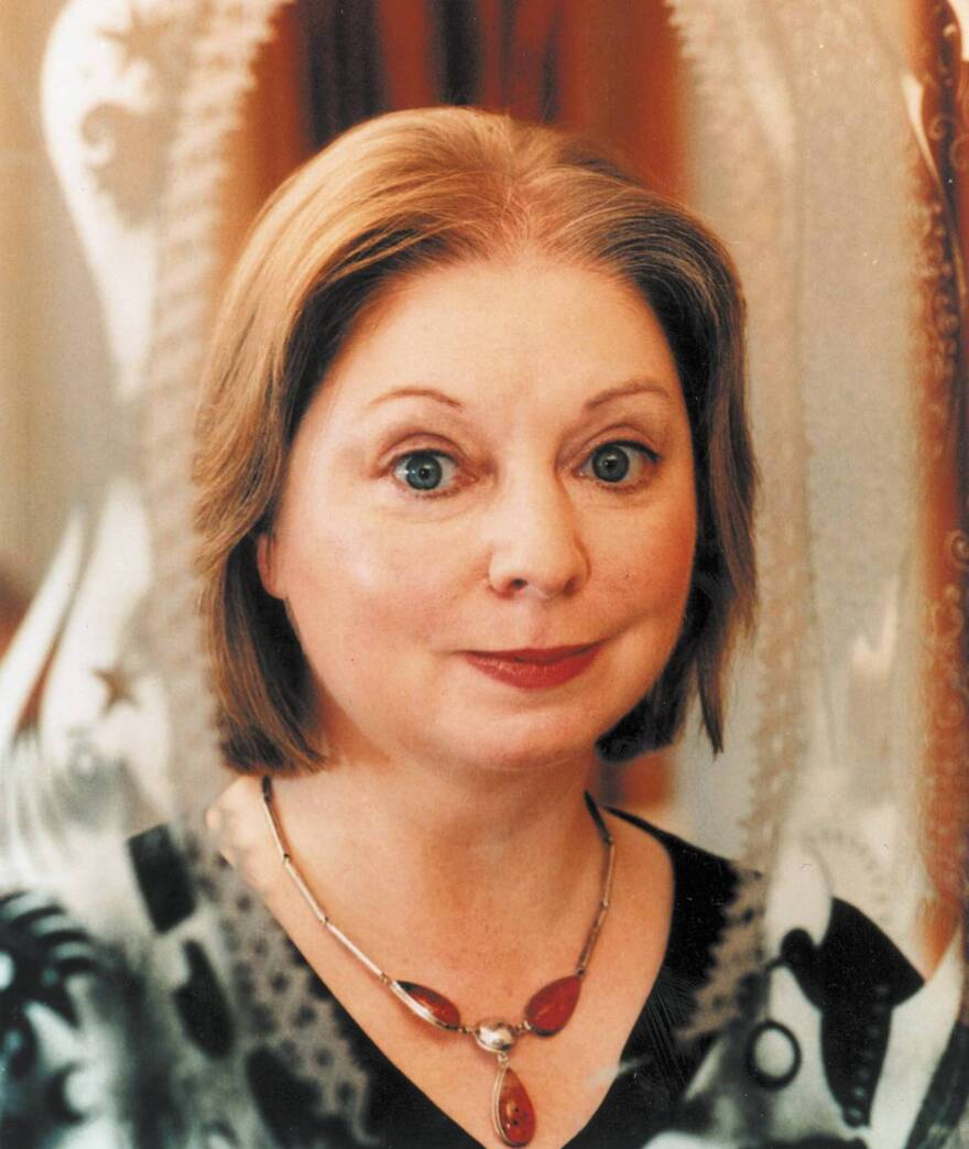 """Hilary Mantel is also the author of <a href=""""http://www.npr.org/books/titles/138023985/wolf-hall"""">Wolf Hall</a> and <a href=""""http://www.npr.org/books/titles/151889533/bring-up-the-bodies"""">Bring Up the Bodies</a>."""
