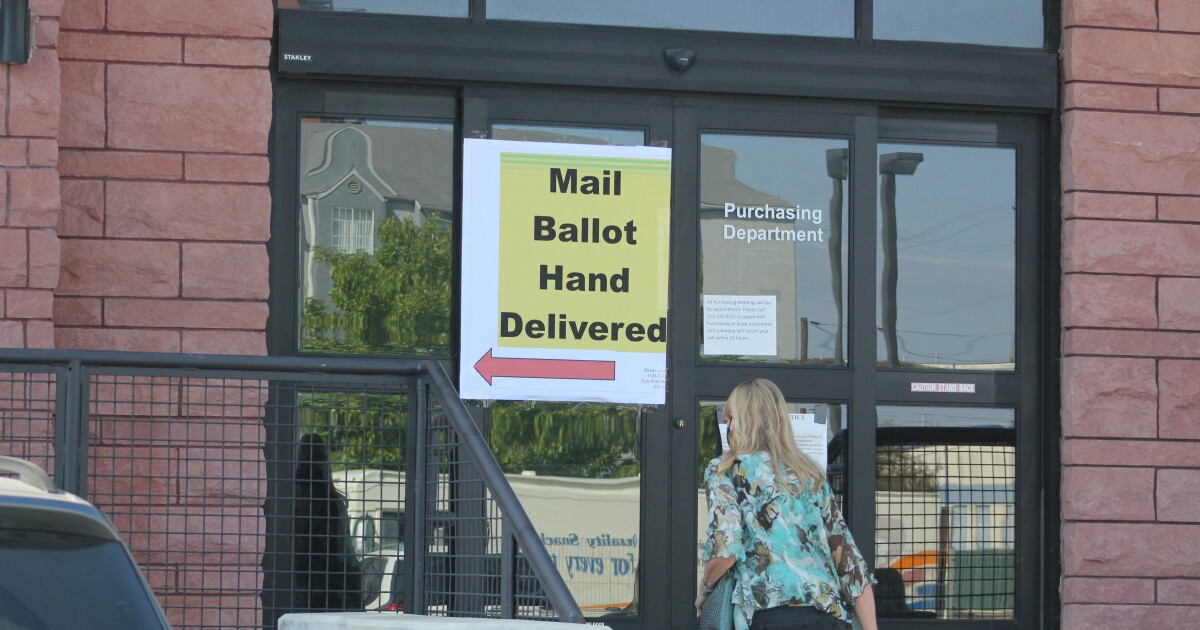Texas Decides: How To Know If You're Mailing In Your Ballot Correctly