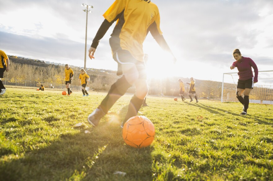 Many children recover quickly from a concussion, but some have much more severe symptoms. Competitive sports are a major source of injury.