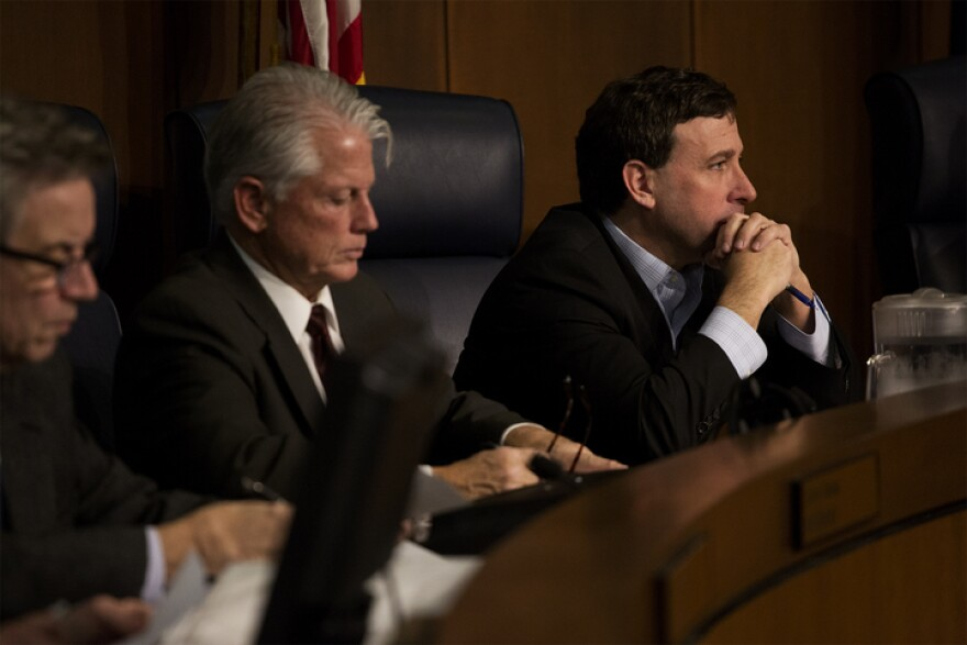 St. Louis County Executive Steve Stenger is going into the 2018 election cycle with few strong allies on the county council.