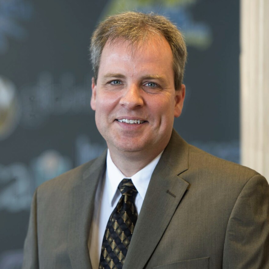 """Michael Kinch, associate vice chancellor and director of the Center for Research Innovation in Business at Washington University in St. Louis, released his new book this month, """"Between Hope and Fear: A History of Vaccines and Human Immunity."""""""