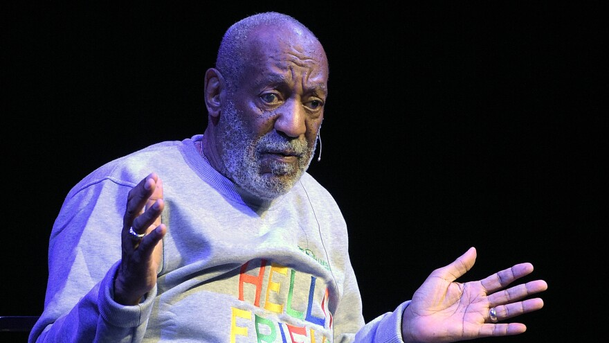 Bill Cosby performs during a November 2014 show at the Maxwell C. King Center for the Performing Arts in Melbourne, Fla.