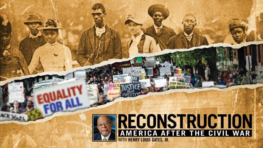 Reconstruction America After The Civil War
