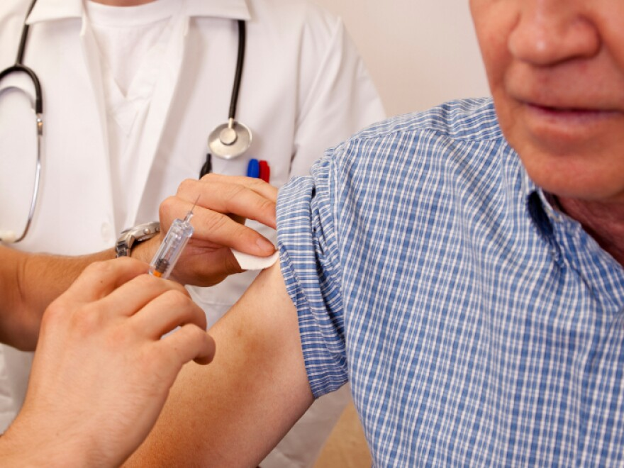 Got Medicare? That vaccination could cost you.