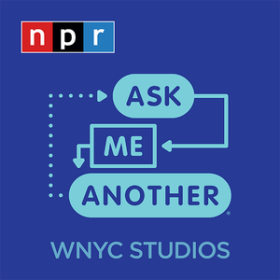 NPR's Ask Me Another Podcast Cover