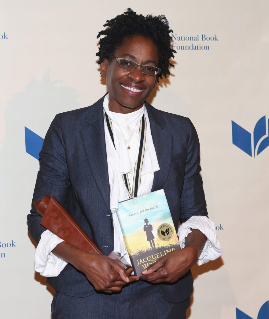 """Jacqueline Woodson is the author of """"Brown Girl Dreaming"""" and """"Another Brooklyn,"""" among other books."""