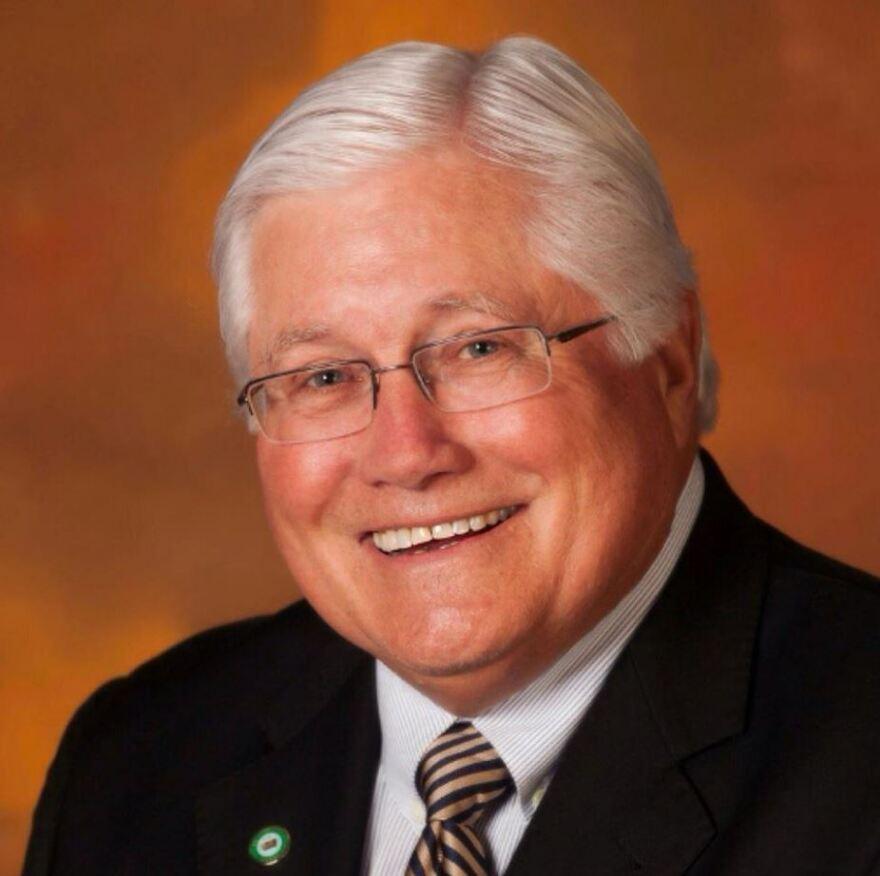 Mayor Rudy Wright