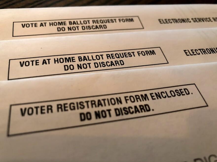 voter registration request form