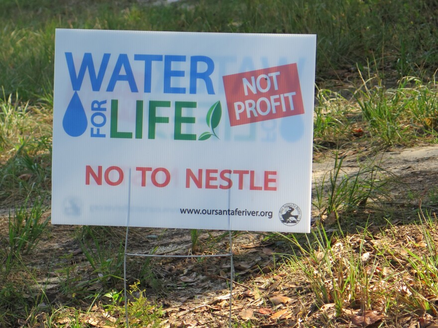 Environmental activists and local residents have filed thousands of comments with the state opposing Seven Springs and Nestlé's permit request.