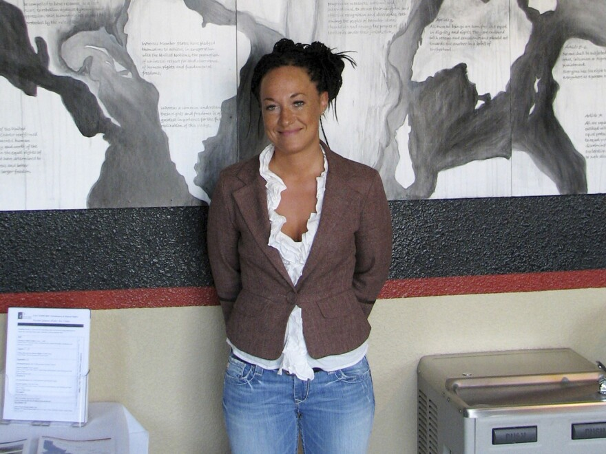 Rachel Dolezal stepped down from her post as the leader of the Spokane, Wash., chapter of the NAACP in 2015 amid criticism that she was passing herself off as black.