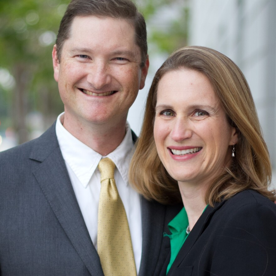 Forensic pathologist Judy Melinek and her husband and<em> </em>co-author T.J. Mitchell live in San Francisco with their three children.