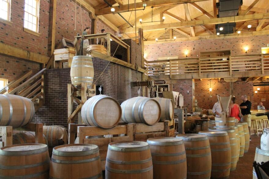 Carillon Brewing at Dayton History