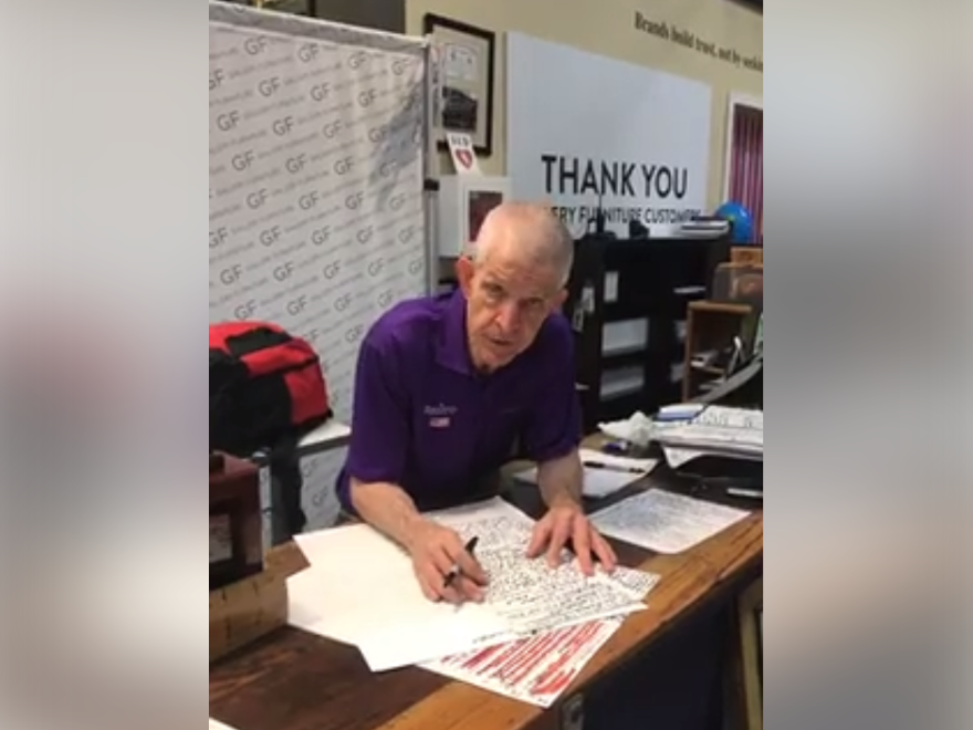 Jim McIngvale, also known as Mattress Mack, opened his two furniture stores in Houston to serve as temporary shelters. He invited people to come via a Facebook Live video and gave out his personal cell number.