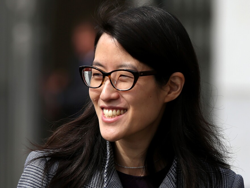 Ellen Pao, interim CEO of Reddit, says that while the company is currently focused on addressing harassment by individual users, it will turn toward group harassment next.