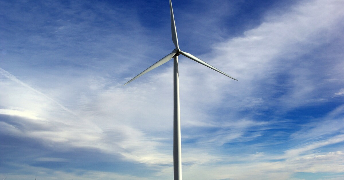 judith gap windfarm  david j laporte cc by 2.