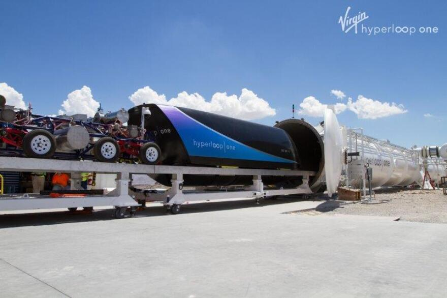 Supporters of building a Hyperloop in Missouri say it would be able to get from Kansas City to St. Louis in 30 minutes.