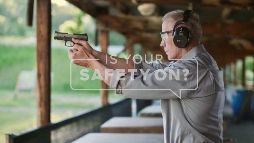 "Utah Suicide Prevention Coalition PSA: ""Gun Range"""