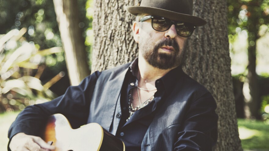 Dave Stewart's new memoir, <em>Sweet Dreams Are Made Of This</em>, chronicles his life in music.