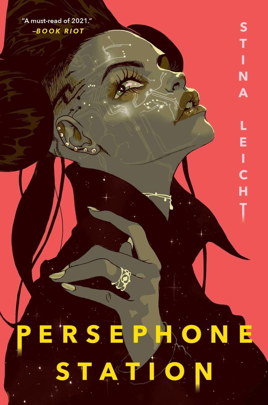 Persephone Station, by Stina Leicht