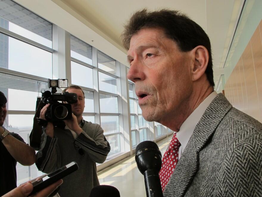 Photo of Ron O'Brien