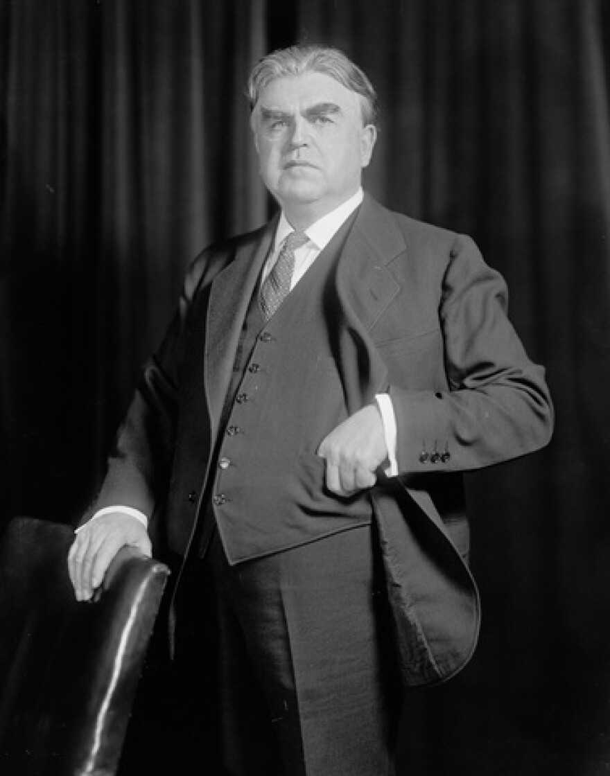 United Mine Workers President John L. Lewis