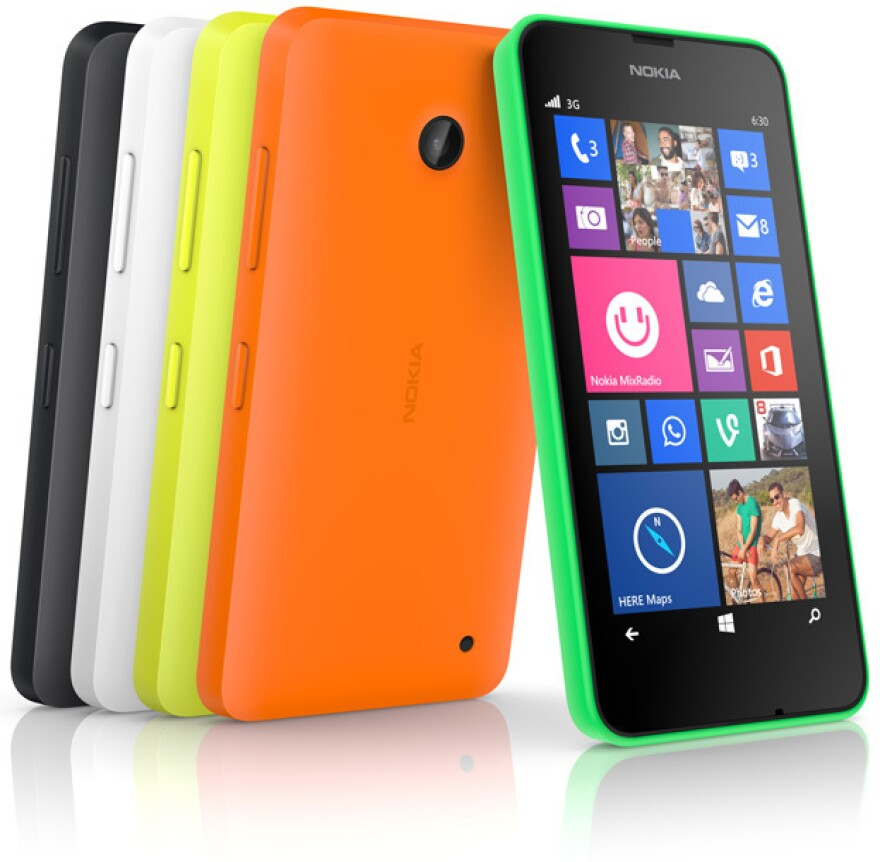 Nokia's Lumia 635 is the follow-up to the wildly successful 520 series, one of the most popular and affordable Windows phones.
