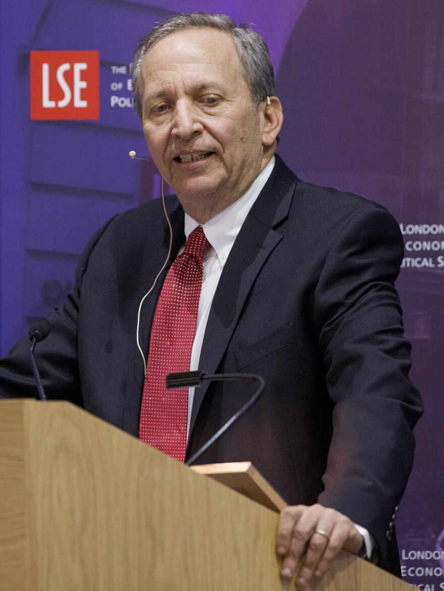 """Citing what he calls an """"acrimonious"""" confirmation process, Lawrence Summers called President Obama to tell him of his decision not to seek the job of Federal Reserve Chairman Sunday<em>.</em>"""