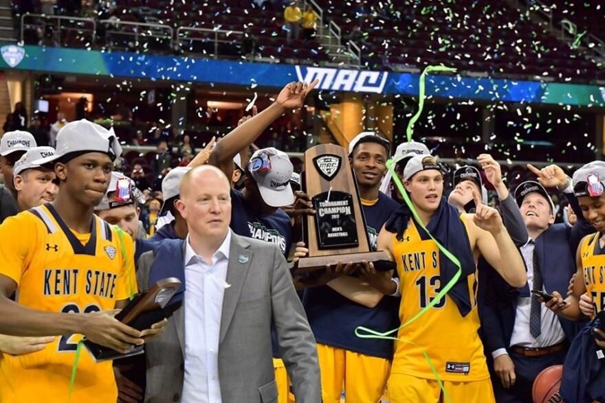 Kent State MAC Champions